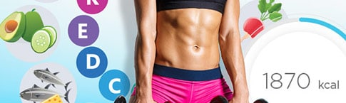 plan prehrane fitness