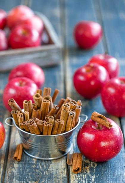 jabuke i cimet za mršavljenje