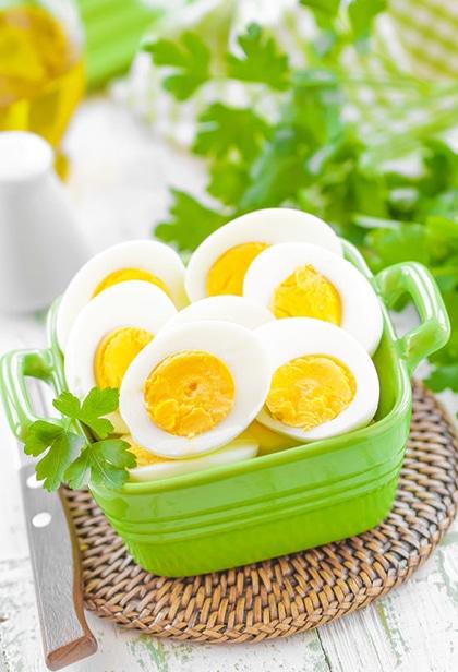 jaje zdravi doručak