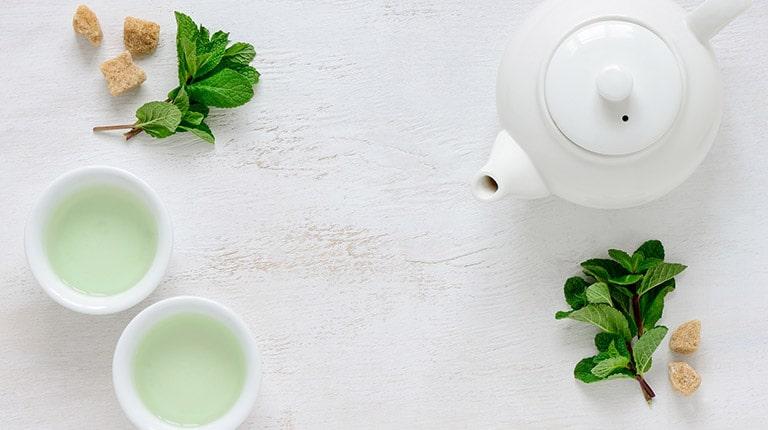 detoksikacija zeleni čaj
